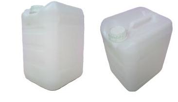 Compro Embalagem 20 litros, retangular, para produtos diversos, produzida na cor natural.