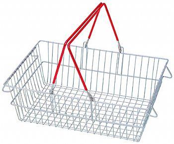 Compro Cesto de Mercado Metalica - Galvoata
