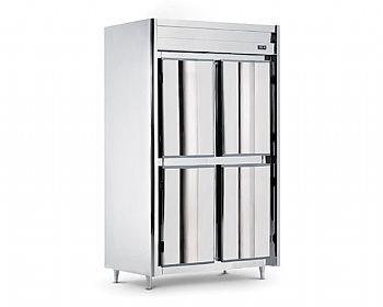 Comprar Geladeira Comercial 4 Portas Inox - GC4PI - Refrimate