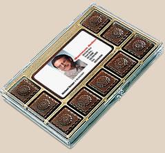Compro Presente de Chocolate 85g.