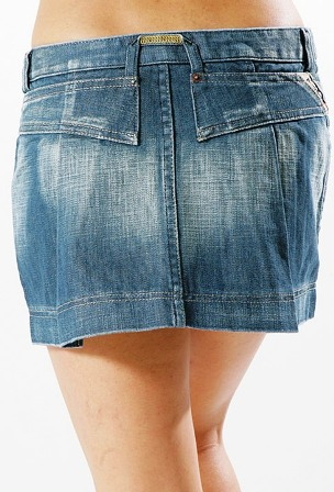 Compro Saia jeans