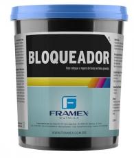 Compro Bloqueador de emulsão - produto aplicado na camada de emulsão para fechar microfuros, retocar pequenas falhas e para acabamento lateral da moldura.