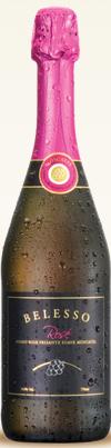 Compro Linha de vinhos finos Belesso - você encontra o Cabernet e os espumantes Moscatel Branco e Rosé.
