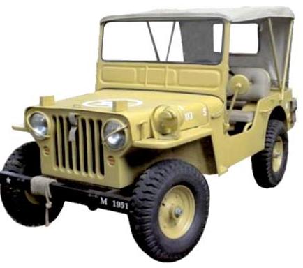 Compro Junior M38 - 1951