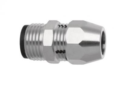 Compro Adaptador Niquelado para Instalação de Gás