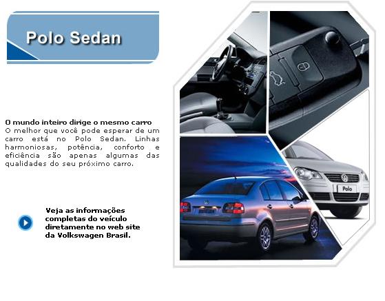 Compro Polo Sedan