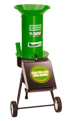 Compro Triturador de Resíduos Orgânicos Elétrico