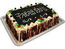 Compro Torta Retangular de chocolate