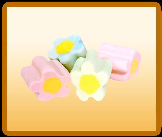 Compro Marshmallows Flor