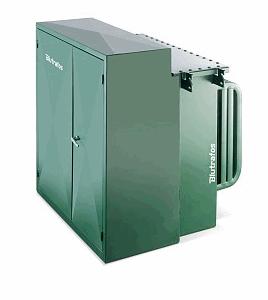 Compro Transformador tipo pedestal - este tipo construtivo de transformador, além de seguro e prático, pode ficar próximo ao centro de cargas do sistema (gerando economia com as instalações elétricas).