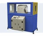 Compro Serra de corte - este equipamento é parte integrante de linhas de extrusão de tubos e perfis em geral.