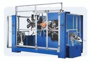 Compro Coiller duplo automático para tubos flexíveis - o bobinador duplo totalmente automático, garante uma alta produção em linhas de extrusão de tubos flexíveis e semi-rígidos.