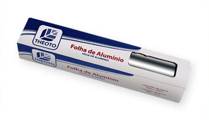 Compro Papel Alumínio Institucional