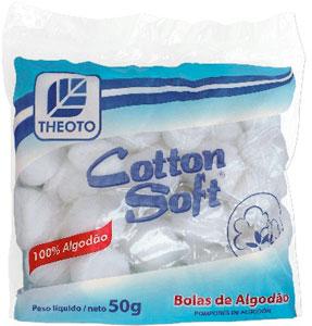 Compro Bolas de Algodão Cotton Soft