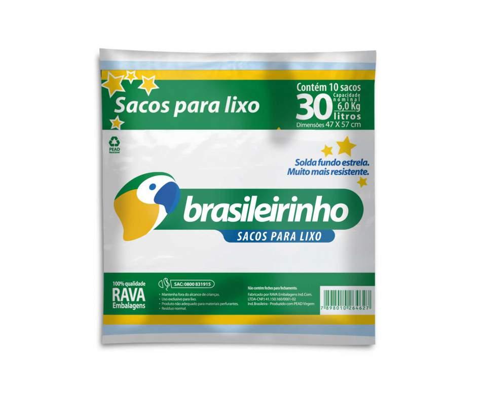 Compro Sacos para lixo - Brasileirinho