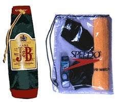 Compro Embalagens em tecidos especiais, sacolas e mochillas promocionais