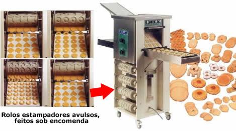 Compro Máquina para Fabricar Biscoito