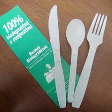 Compro Talheres Biodegradáveis