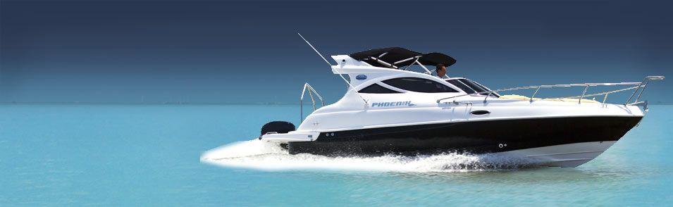 Compro Barco Phoenix 275 Platinum