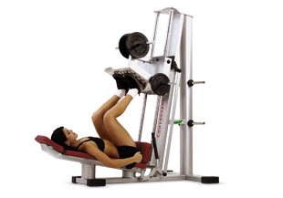 Compro LC310 - Leg Press 80º
