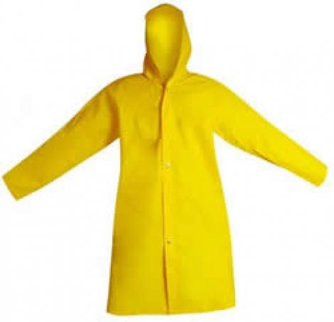 Compro Capa de chuva em PVC