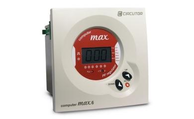 Compro Controlador de Fator de Potência Computer 6 MAX e Computer 12 MAX.