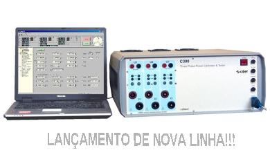 Compro Calibrador Trifásico C300