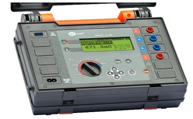 Compro Microhmímetro digital 10A MMR.630