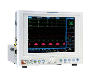 Compro Monitor Multiparâmetro Modular LCD