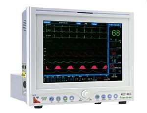 Compro Omni 612 Monitor Multiparâmetro Modular LCD