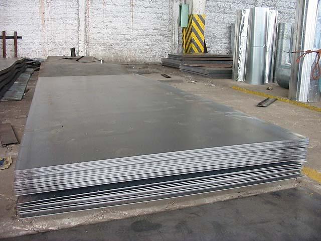 Compro Chapas de Alumínio