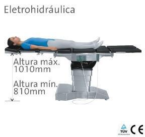 Comprar Mesa Cirurgica Multifuncional Mastertec 15