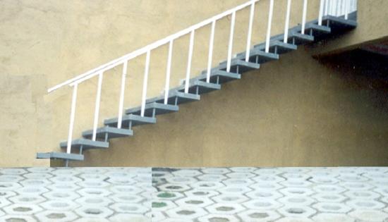 Compro Escadas reta e L