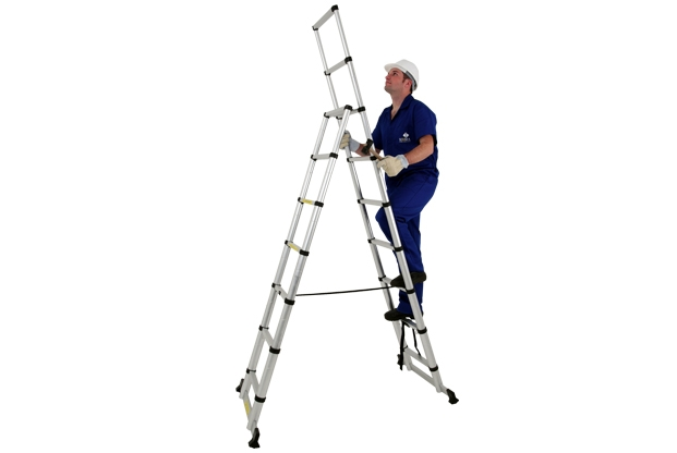 Compro Escada Telescópica Everest MOR