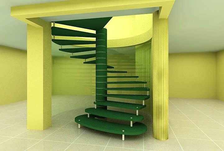Escadas Caracol Escada Caracol