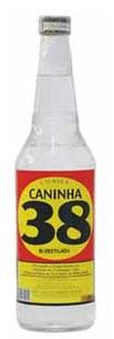 Compro Cachaça Caninha 38