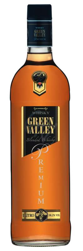Compro Whisky Green Valley Premium