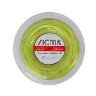 Compro Rolo de Corda Sigma Tournament Nylon.