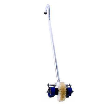 Compro Vassoura para limpar linha de Saibro