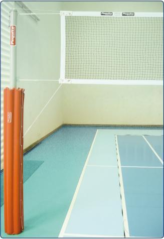 Compro Rede Badminton Competição