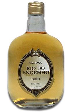 Compro Cachaça Rio do Engenho – Ouro