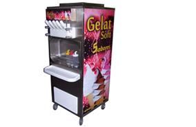 Compro Máquina Gelat 5 sabores