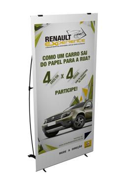 Compro Porta Banner PBI-PBHL