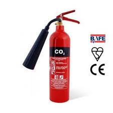 Compro Extintor tipo CO2 06 Kg