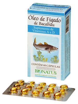 Compro Óleo de fígado de bacalhau