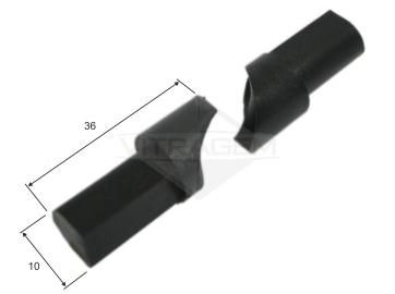 Compro Bucha de nylon para dobradiça 1114 (par)