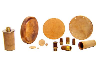 Compro Elementos filtrantes em bronze