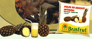 Compro Polpa de Abacaxi Integral