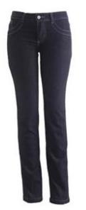 Compro Calça Jeans Strech Black