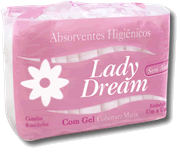 Compro Absorventes Lady Dream